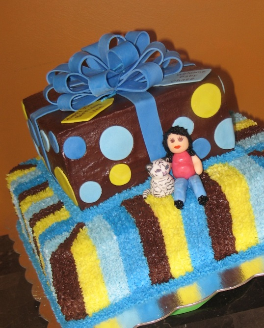 Blue Baby Gift