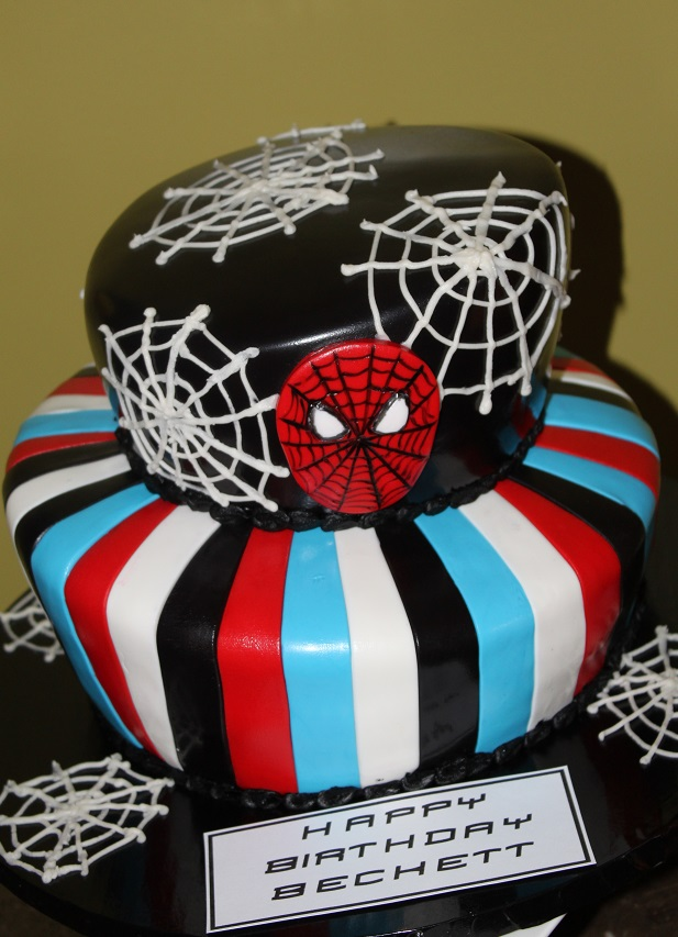 Spiderman Stripes