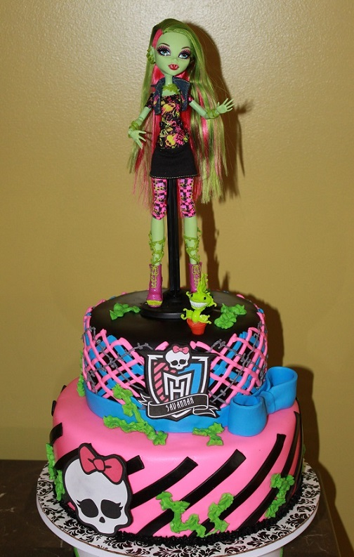 Monster High - Ivy