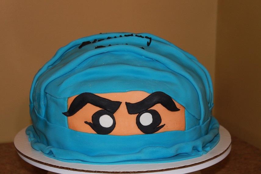 Blue Ninjago
