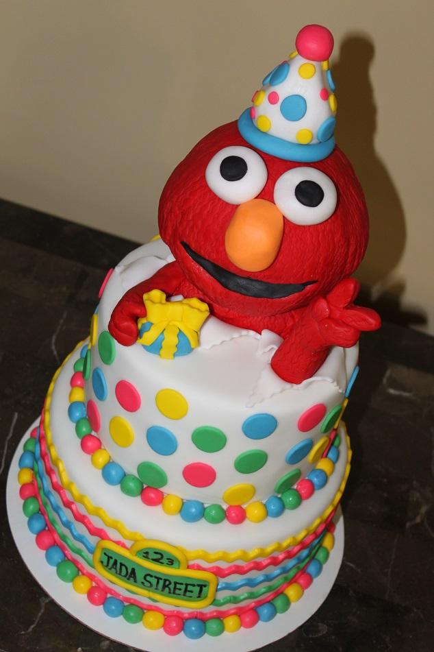 Elmo's Party
