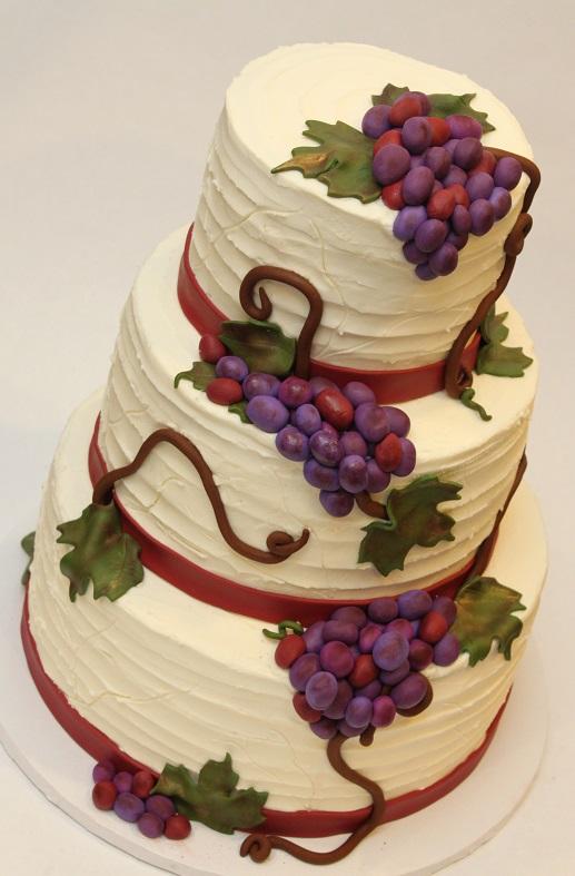 Wine Theme Wedding