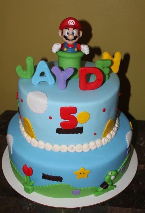 2-Tier Mario
