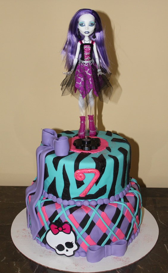 Monster High - Spectra