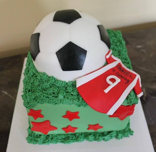 Daniel's Soccer